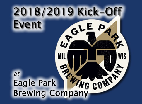 2018/2019 Kick-Off Event at Eagle Park Brewing Company