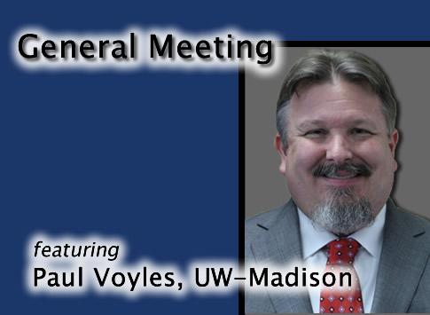 General Meeting: Capabilities of Modern STEM featuring Paul Voyles, UW-Madison