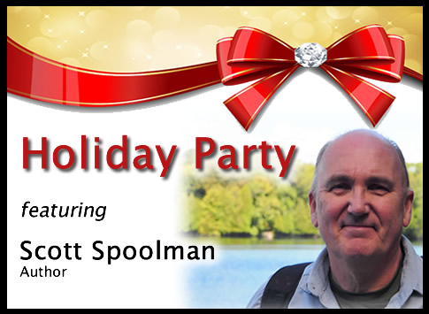 Holiday Party featuring Scott Spoolman, Author of Wisconsin State Parks: Extraordinatory Stories of Geology and Natural History